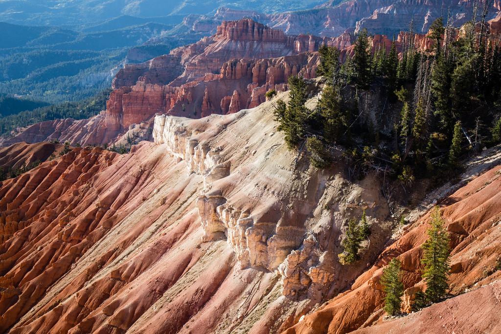 Canyon side