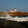 Nubble Lighthouse, York Maine
