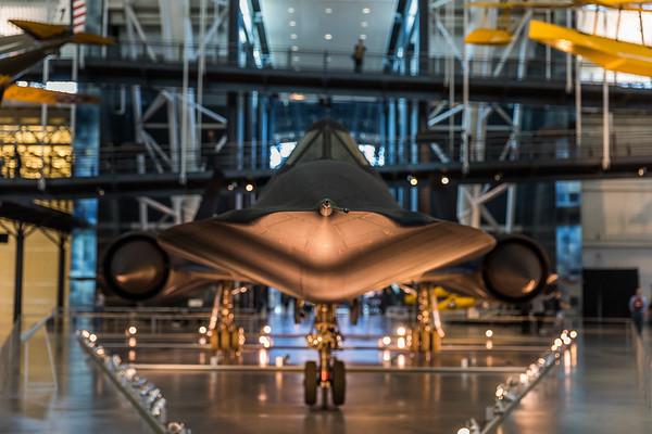 The Stealth Bomber (B-2 Spirit)