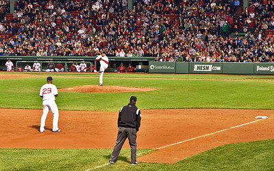 Jonathan Papelbon delivers in the ninth.