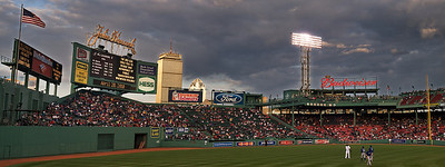 Fenway Park, Boston, Massachusetts, April 20th, 2010