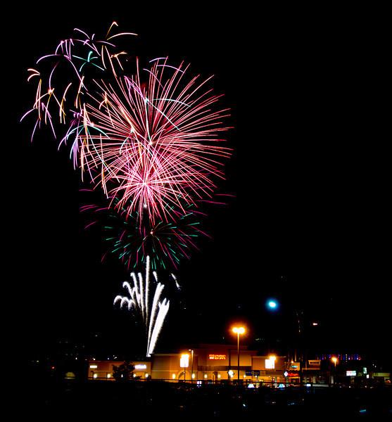 Fireworks of 2011