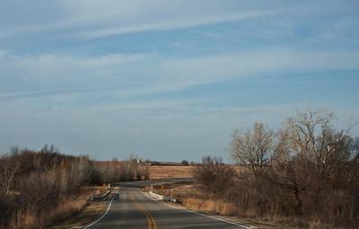 Roundabout Route to Salina