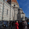011417_January crowds outside the Duomo