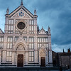 011717_Cloudy twilight encroaching on Santa Croce
