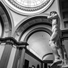 011417_The David in Black and White