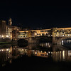 011417_Ponte Vecchio lit up at night