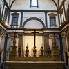 011417_Behind the Altar of Michelangelo's New Sacristy