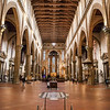 011717_Down the Nave at Santa Croce