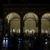 011317_Night Theatre in Marble at the Uffizi