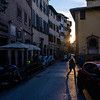 011517_Sun setting down narrow streets