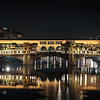 011417_Ponte Vecchio and its reflection on the Arno