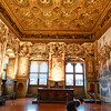 011817_Horsing around in the Sala dell'Udienza