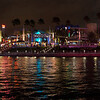 Universal City Walk panorama<br /> Orlando, Florida<br /> December 2012