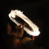Fire dancer<br /> Loews' Royal Pacific Resort<br /> Orlando, Florida<br /> December 2012