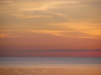 sunset day 1