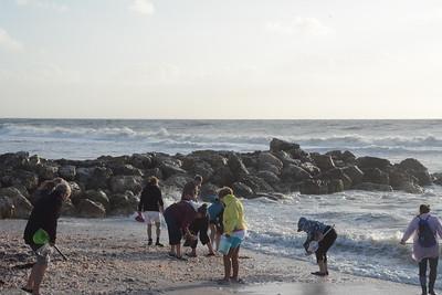 Storm Waves Turner Beach, Sanibel