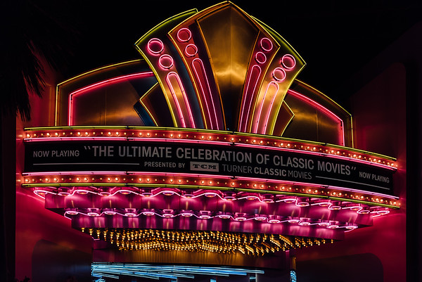 Entering the Great Movie Ride