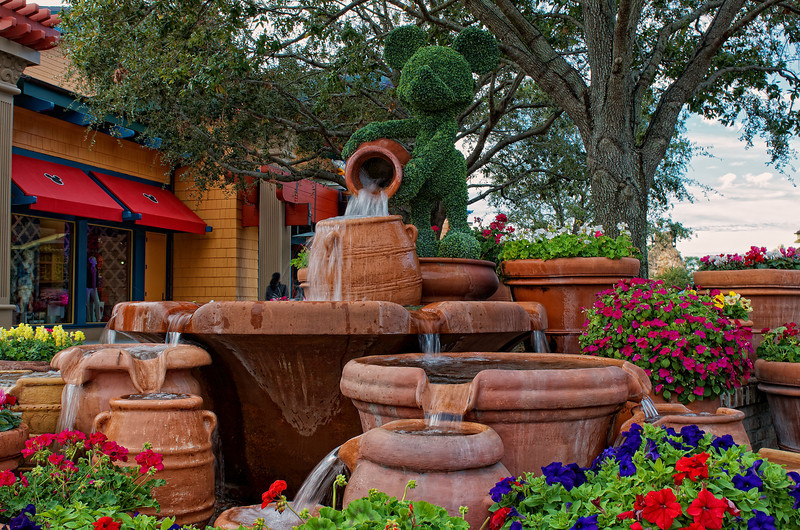 Mickey the Water Carrier