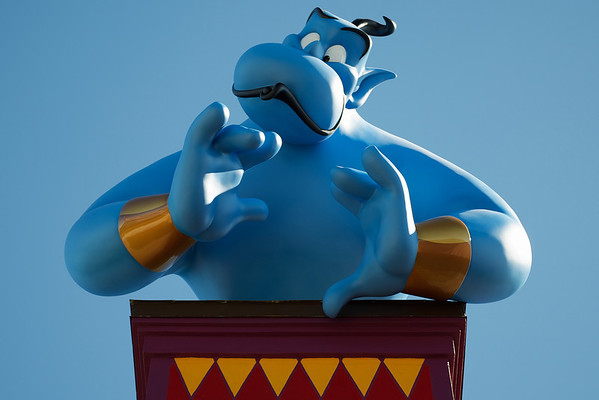 The Genie in the Chimney