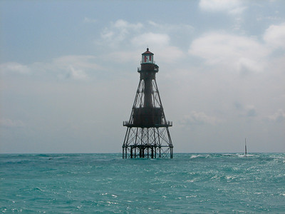 American Shoals Lighthouse, Key, West, FL