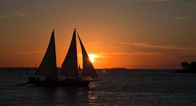 Key West - Mallory Square- Sunset Festival