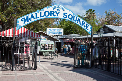Key West - Mallory Square