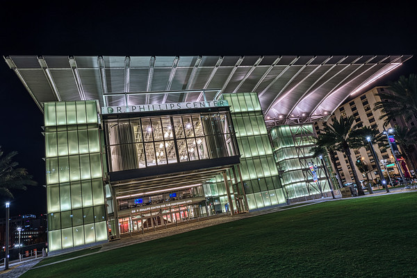 The Dr Phillips Center