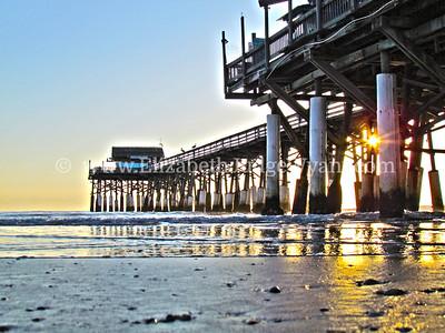 Cocoa Beach Pier, FL