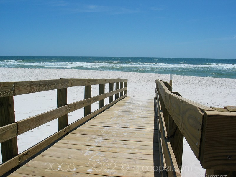 Path to the Beach - Florida