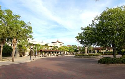 St Augustine, FL Parking Garage & Visitor Center