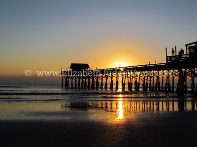 Sunrise at Pier