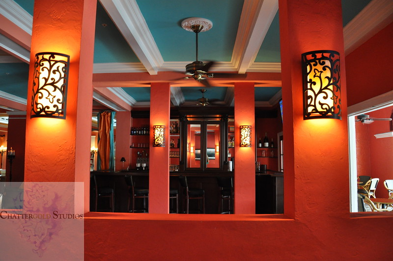 Interior Lobby of Colony Hotel, Delray Beach, FL .  This Image is © Tricia Chatterton Goldrick/Chattergold Studios.  All Rights Reserved.  No duplication without permission (see commercial downloads).  This image may be downloaded from this website for blogging purposes only.