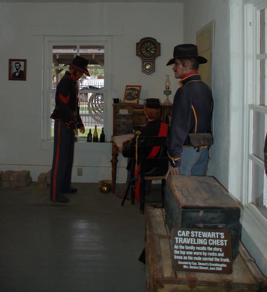 Fort Churchill Visitor Center