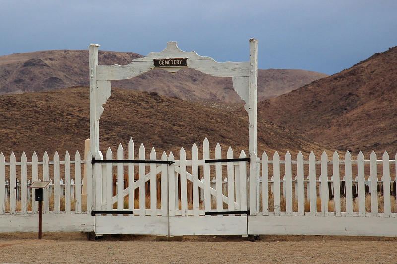 Fort Churchill Cemetery