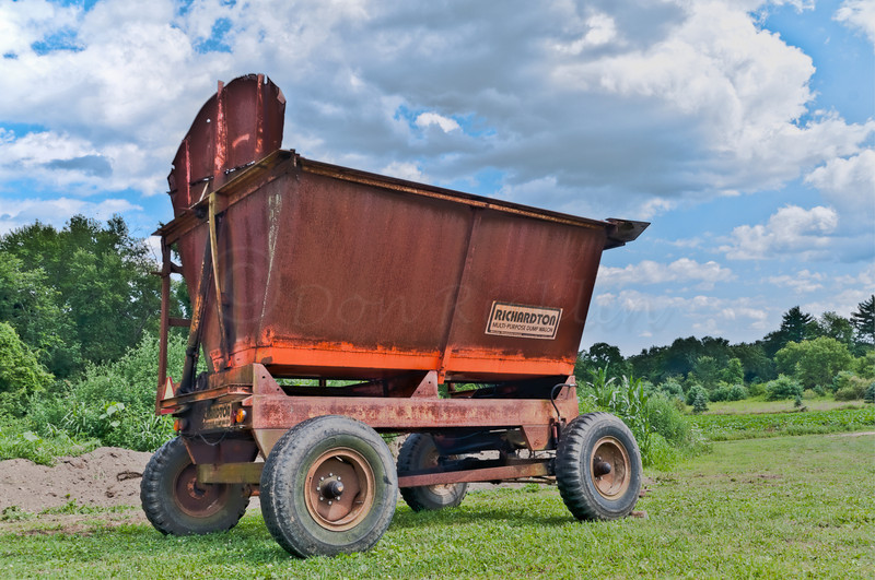 Richardton Multi-purpose Dump Wagon.