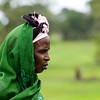 Mulher de Sintcha Samba - tabanca do sector de Sonaco, região de Gabú.