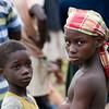 Crianças de Branbanda - tabanca do sector de Tite, região de Buba.
