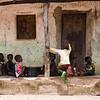 Crianças de Mandinga Mandinga - tabanca no sector de Pitche, região de Gabú.
