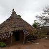Habitação Fula. Tabanca de Sintcha Adulai, sector de Sonaco, região de Gabu.