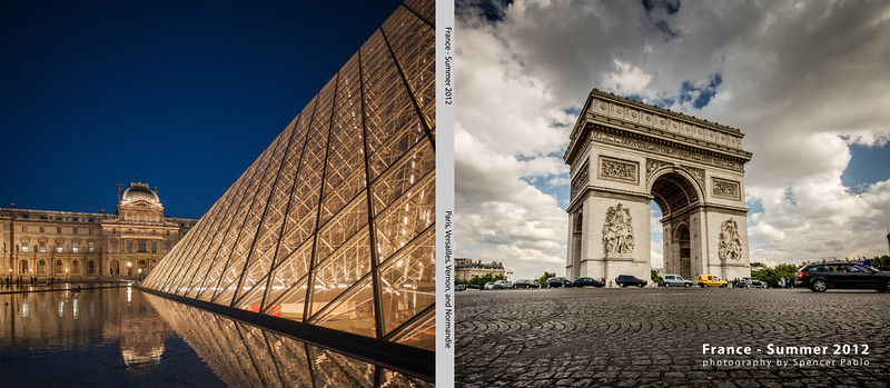 France Photo Book