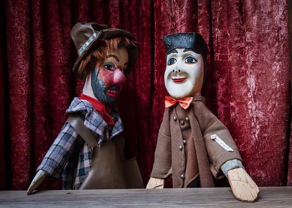 Street Puppets, Avignon