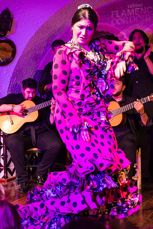 Flamenco, Barcelona