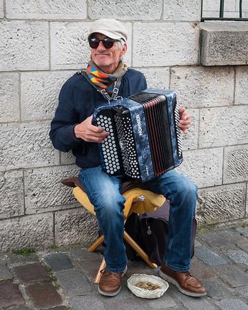 Music Man, Paris