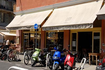 Le Pain Quotidien, Cours Saleya  1, rue Saint-Franois de Paule  F-06000 Nice