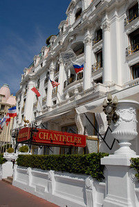 Hotel Negresco, Chantecler Restaurant