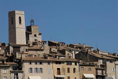 St Paul de Vence town