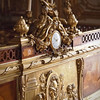 Detail of Desk at Palace of Versailles - 16 Nov 2011