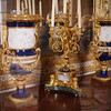 Vases and Candelabra at Palace of Versailles - 16 Nov 2011