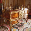 Louis XIV's Desk at Palace of Versailles - 16 Nov 2011